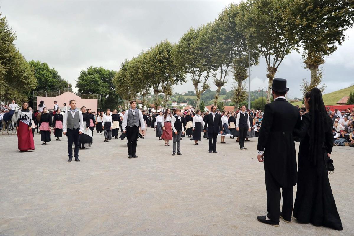 La plus belle fête du Pays Basque